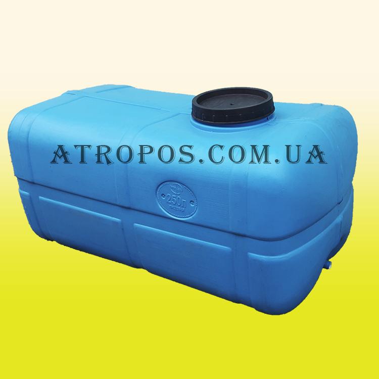 Емкости для воды пластиковые прямоугольные