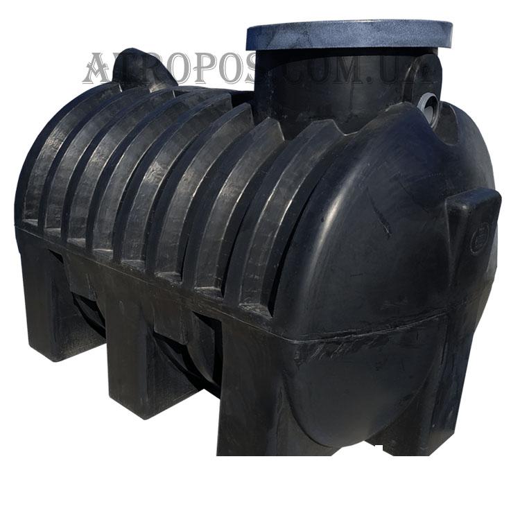 Емкость для канализации пластиковая